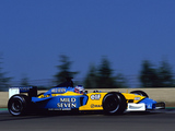 Renault R202 2002 wallpapers
