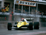 Renault RE40 1983 wallpapers