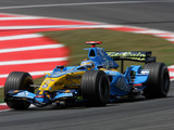 Renault R26 2006 wallpapers