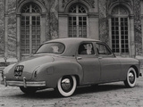 Photos of Renault Fregate 1951–58