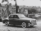 Renault Fregate 1958–60 pictures