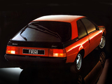 Images of Renault Fuego Turbo UK-spec 1983–86