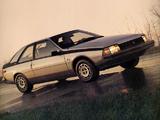 Photos of Renault Fuego US-spec 1982–85