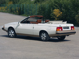 Renault Fuego Cabriolet Concept by Heuliez 1982 pictures