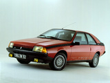 Renault Fuego Turbo 1983–86 images