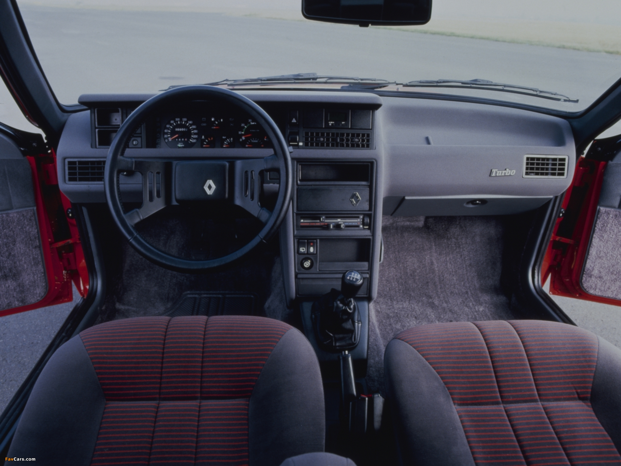 Renault Fuego Turbo 1983–86 pictures (2048 x 1536)