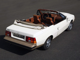 Renault Fuego Cabriolet Concept by Heuliez 1982 wallpapers