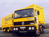 Renault G290 6x2 UK-spec 1982–90 photos