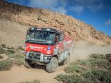 MKR Technology Renault K520 4×4 Dakar Rally 2015 photos