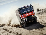 MKR Technology Renault K520 4×4 Dakar Rally 2015 pictures
