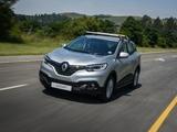 Renault Kadjar XP ZA-spec 2017 photos