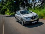 Renault Kadjar XP ZA-spec 2017 wallpapers