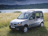 Images of Renault Kangoo 4x4 2004–07