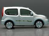 Images of Renault Kangoo Be Bop Z.E. Prototype 2009