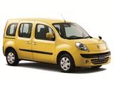 Images of Renault Kangoo JP-spec 2009–13