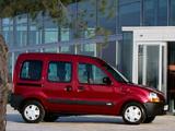 Pictures of Renault Kangoo 1997–2003