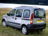 Pictures of Renault Kangoo 4x4 2004–07