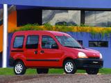 Renault Kangoo 1997–2003 images