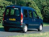 Renault Kangoo 1997–2003 photos