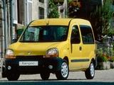 Renault Kangoo 1997–2003 pictures
