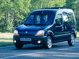 Renault Kangoo 1997–2003 wallpapers