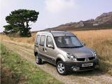 Renault Kangoo 4x4 2004–07 photos