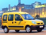 Renault Kangoo Multix 2004–07 photos