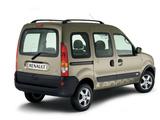 Renault Kangoo 4x4 2004–07 pictures