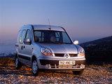 Renault Kangoo 2004–07 pictures