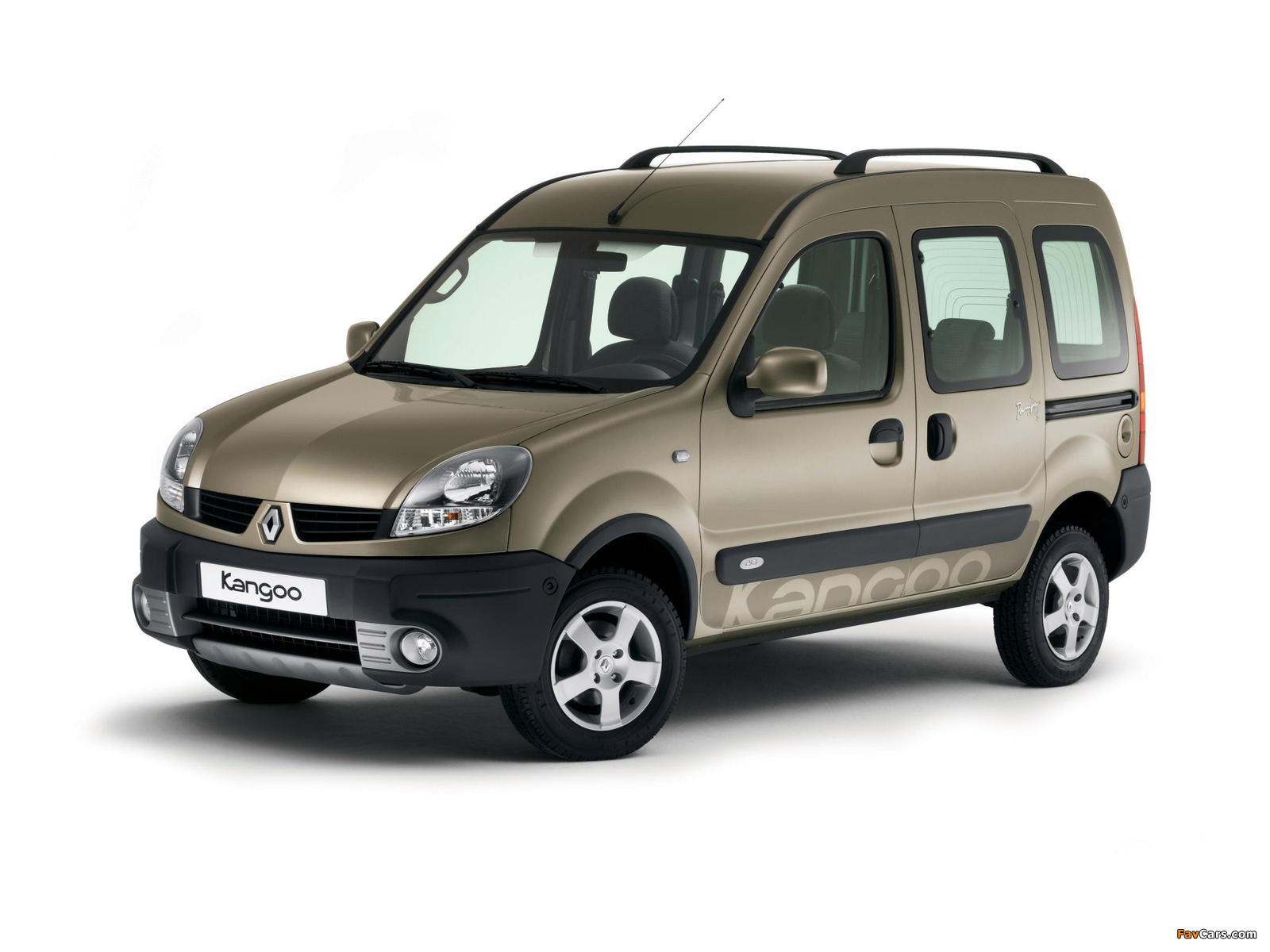 renault kangoo 4x4 2004 07 wallpapers 1600x1200. Black Bedroom Furniture Sets. Home Design Ideas
