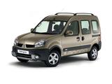 Renault Kangoo 4x4 2004–07 wallpapers
