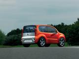 Renault Kangoo Compact Concept 2007 wallpapers