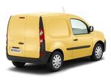 Renault Kangoo Express Compact 2008–13 pictures