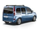 Renault Kangoo Allroad 2009–13 images