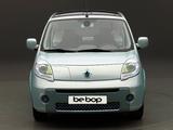 Renault Kangoo Be Bop Z.E. Prototype 2009 photos