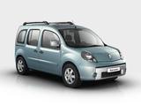 Renault Kangoo Allroad 2009–13 wallpapers
