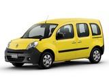 Renault Kangoo JP-spec 2009–13 wallpapers