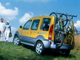 Renault Kangoo Breakup Concept 2002 images