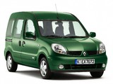 Renault Kangoo 2004–07 wallpapers