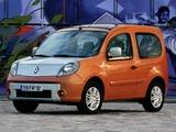 Renault Kangoo Be Bop 2008 wallpapers
