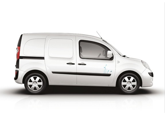 Renault Kangoo Express Z.E. 2011–13 wallpapers