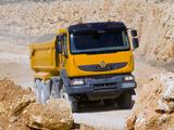 Pictures of Renault Kerax 8x4 Tipper 1996–2013