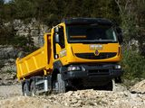 Renault Kerax 6x4 Tipper 1996 images