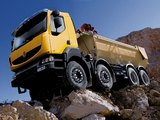 Renault Kerax 8x4 Tipper 1996–2013 pictures