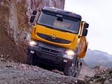 Renault Kerax 8x4 Tipper 1996–2013 wallpapers