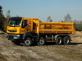 Renault Kerax 8x8 Tipper 2011–13 wallpapers