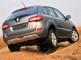 Images of Renault Koleos ZA-spec 2008