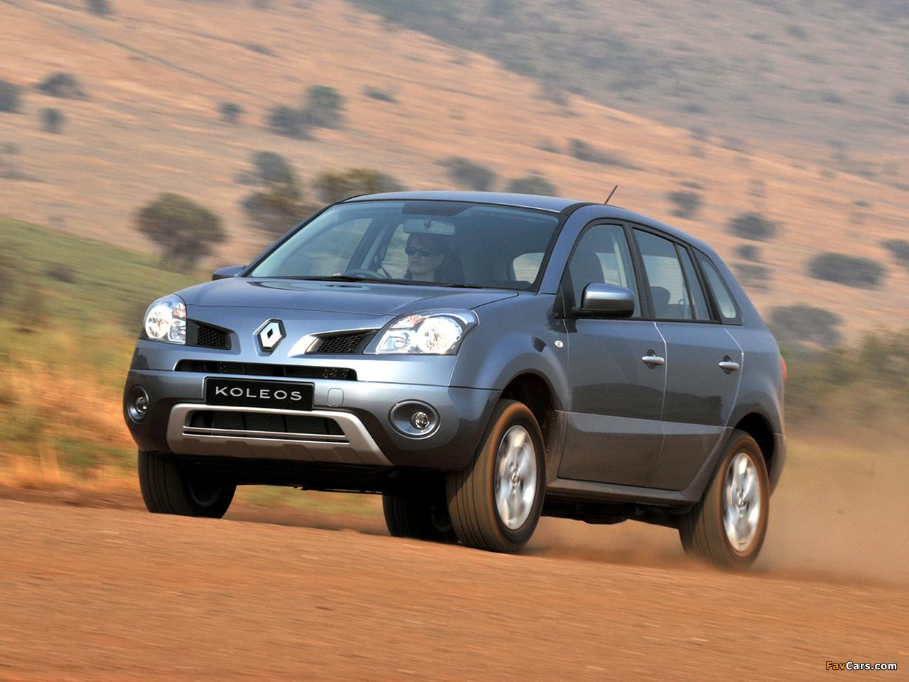 Images of Renault Koleos ZA-spec 2008 (1280 x 960)