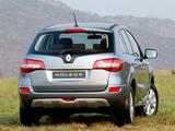 Photos of Renault Koleos ZA-spec 2008