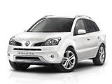 Photos of Renault Koleos White Edition 2009